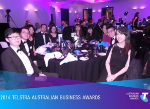 Tailored Accounts as Telstra Business Awards finalist